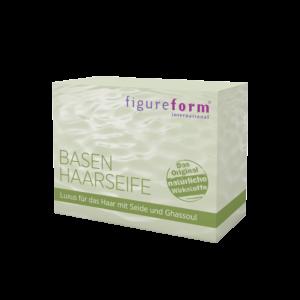 Figureform-Basen-Haarseife