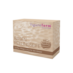 Figureform-Basen-Peelingseife